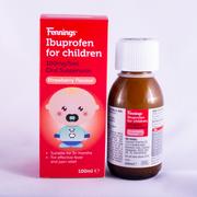 Fennings Iburpofen for Children 100mg/5ml