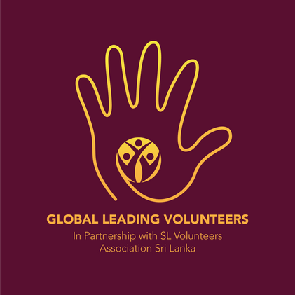Global Leading Volunteers Logo