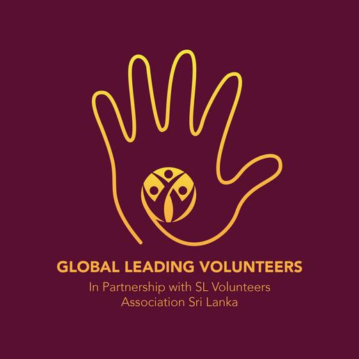 Global Leading Volunteers Logo