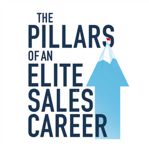 Pillars to an Elite Sales Career Front cover