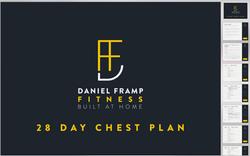 Daniel Framp Fitness Training Plan