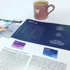Lunox Sleep Aid Tablet Advert