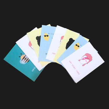 Cards on Thortful