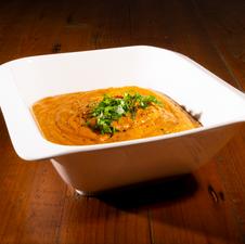 Thai Carrot and Sweet Potato Soup