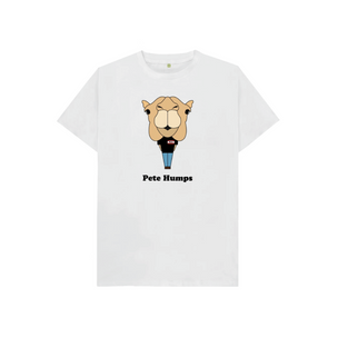 My Name is Pete Humps T-shirt
