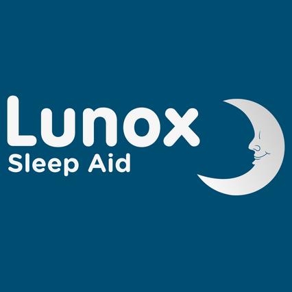 Lunox Sleep Aid Logo