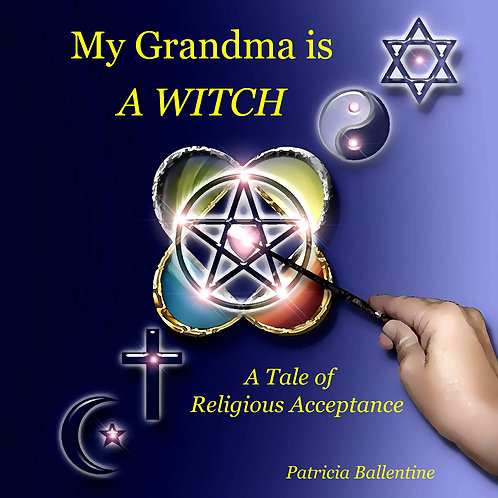 My Grandma is a WITCH