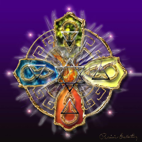 Alchemic Keys to Oneness