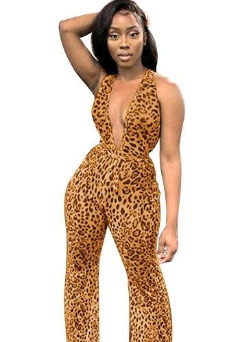Leopard fantasy Jumpsuit
