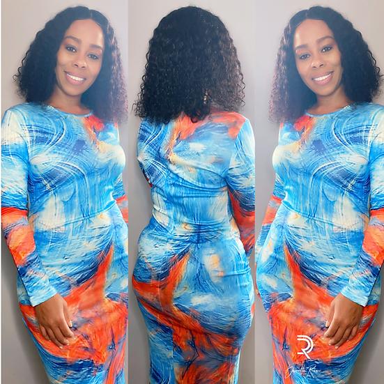 Work of Art Dress