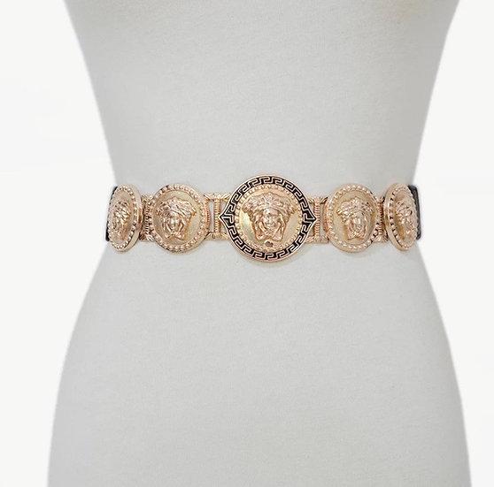 Versace Inspired highwaist belts