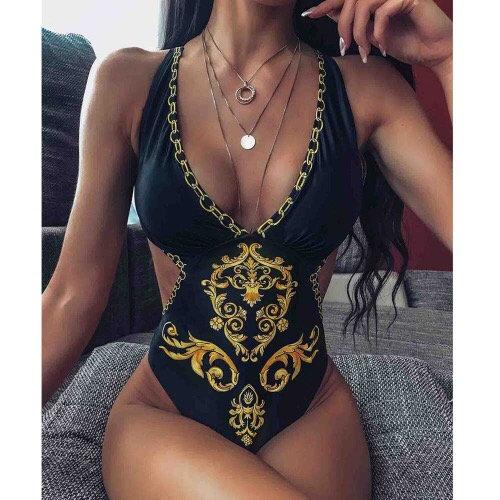 Designer Swimsuit