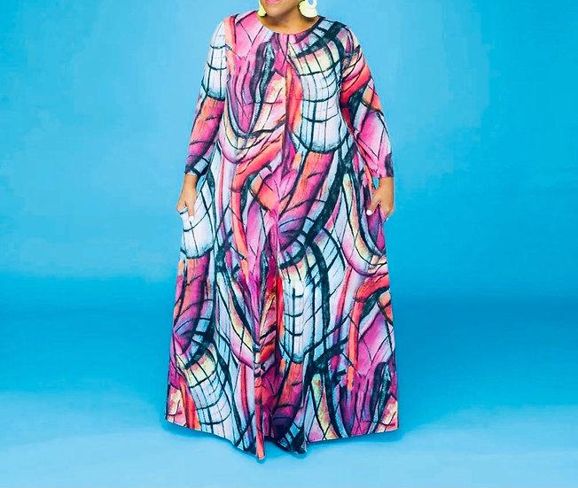 Wanda's Maxi Dress