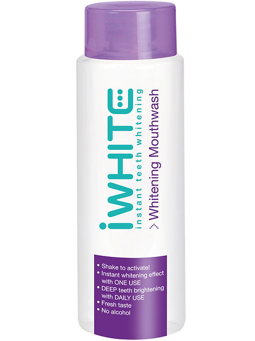 iWhit mouth wash