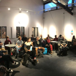First ACD meeting!