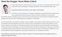 Nuno Matos Cabral at Sapo.pt