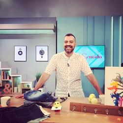 Nuno Matos Cabral at tv... at SIC