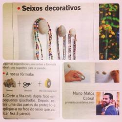 Nuno Matos Cabral at newspaper