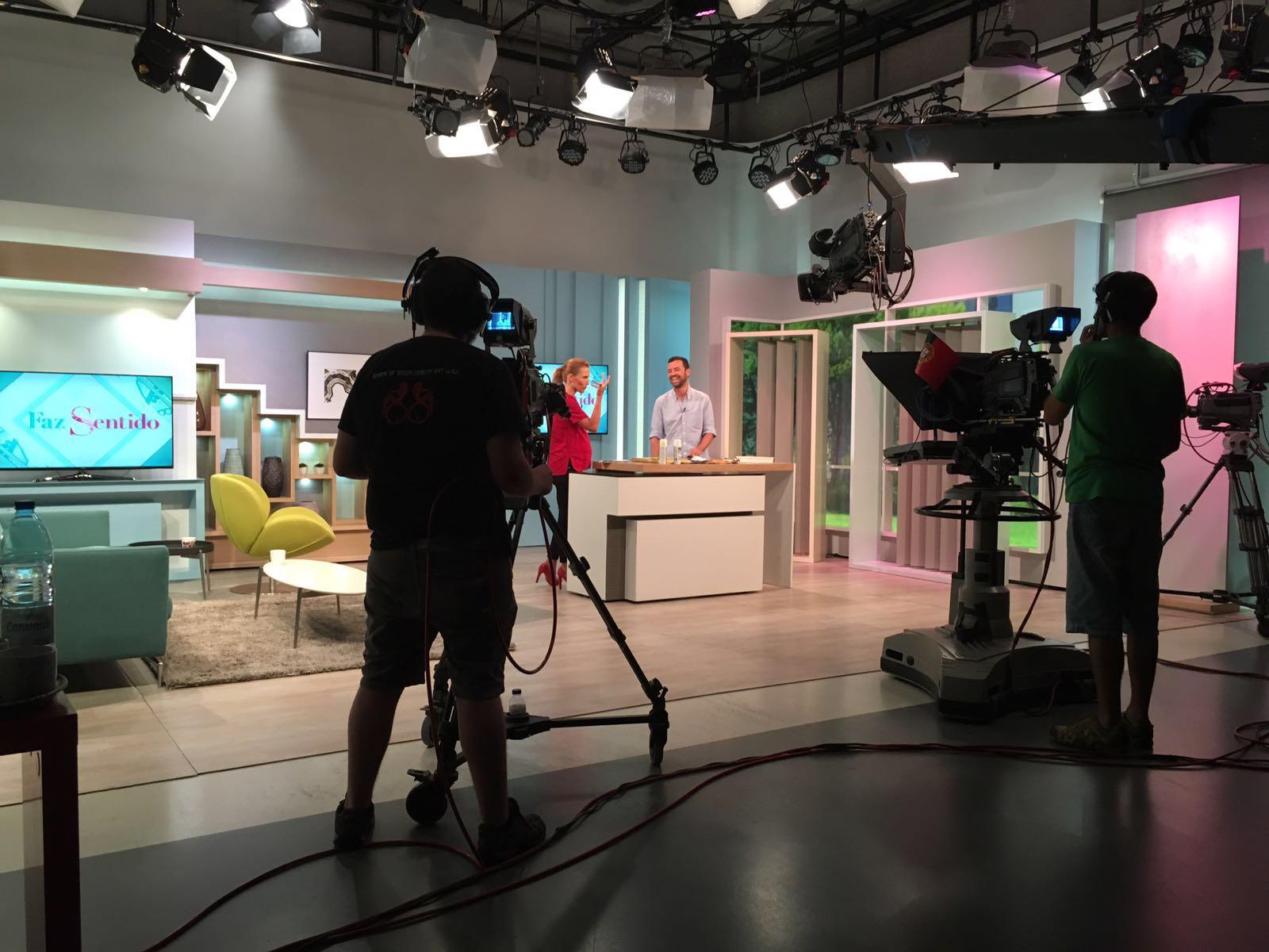 Nuno Matos Cabral na televisão