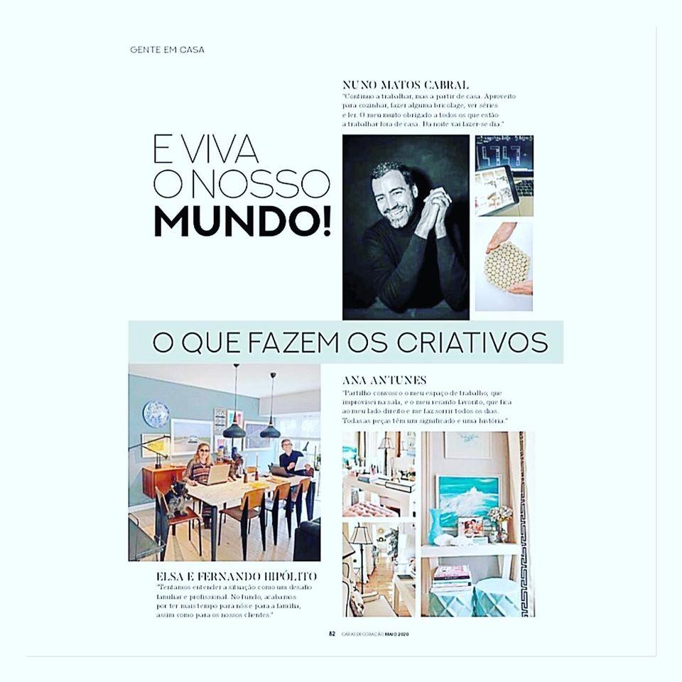 Nuno Matos Cabral @ Caras Decoração