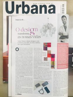 Nuno Matos Cabral at Urbana Magazine