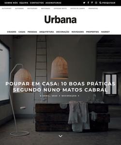 Nuno Matos Cabral @ URBANA MAGAZINE 1