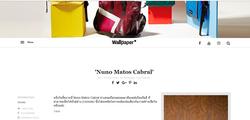 Nuno Matos Cabral at Wallpaper