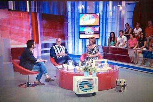 Nuno Matos Cabral na CMTV