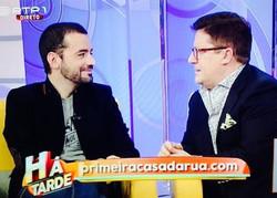 Nuno Matos Cabral na RTP