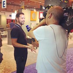 Nuno Matos Cabral at RTP1