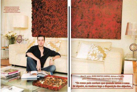 Nuno Matos Cabral na LUX