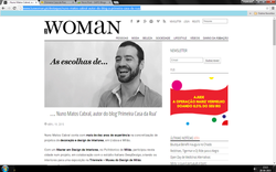 Nuno Matos Cabral na Lux Woman