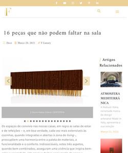 Nuno Matos Cabral @ F Luxury