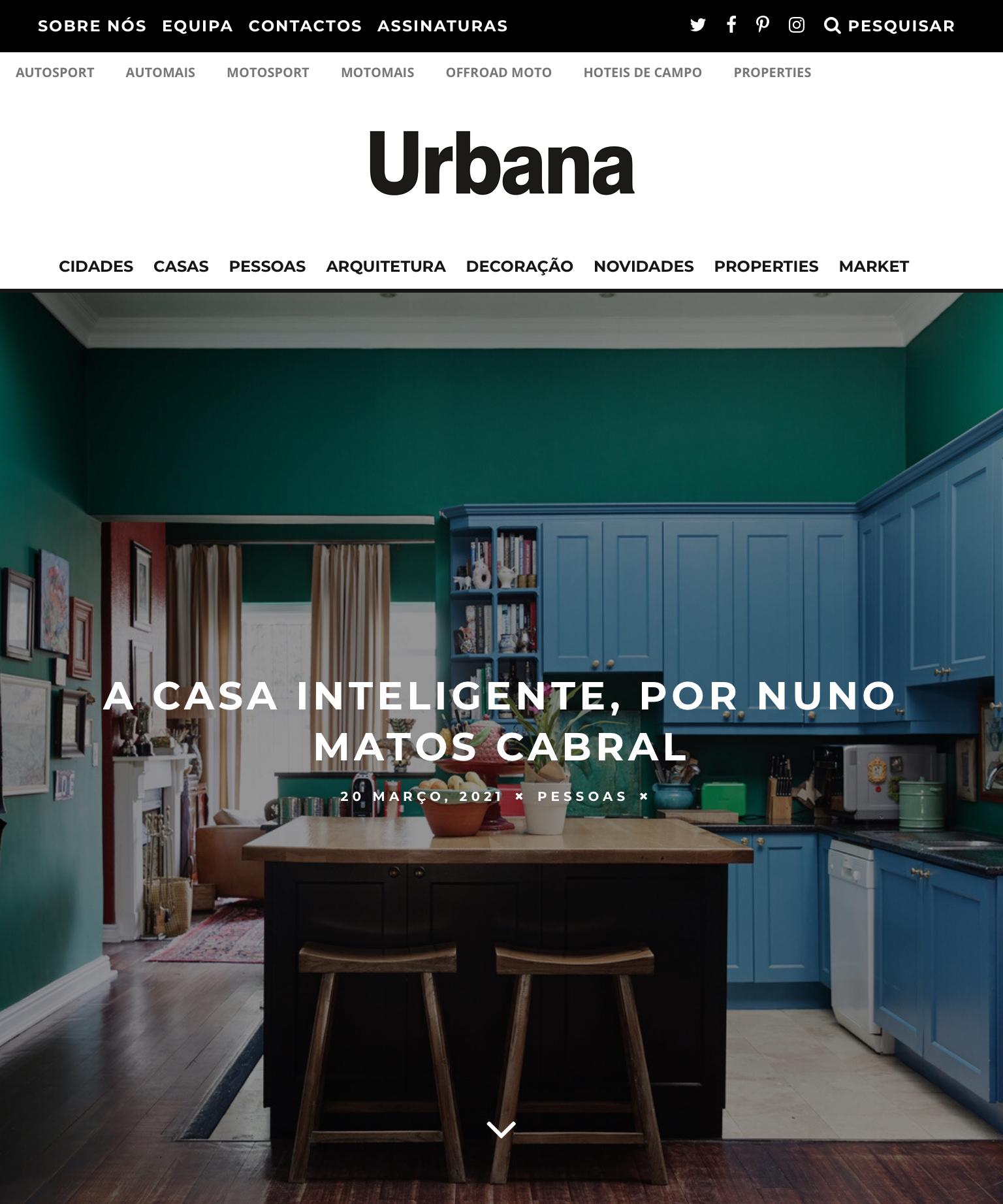 Nuno Matos Cabral @ Urbana
