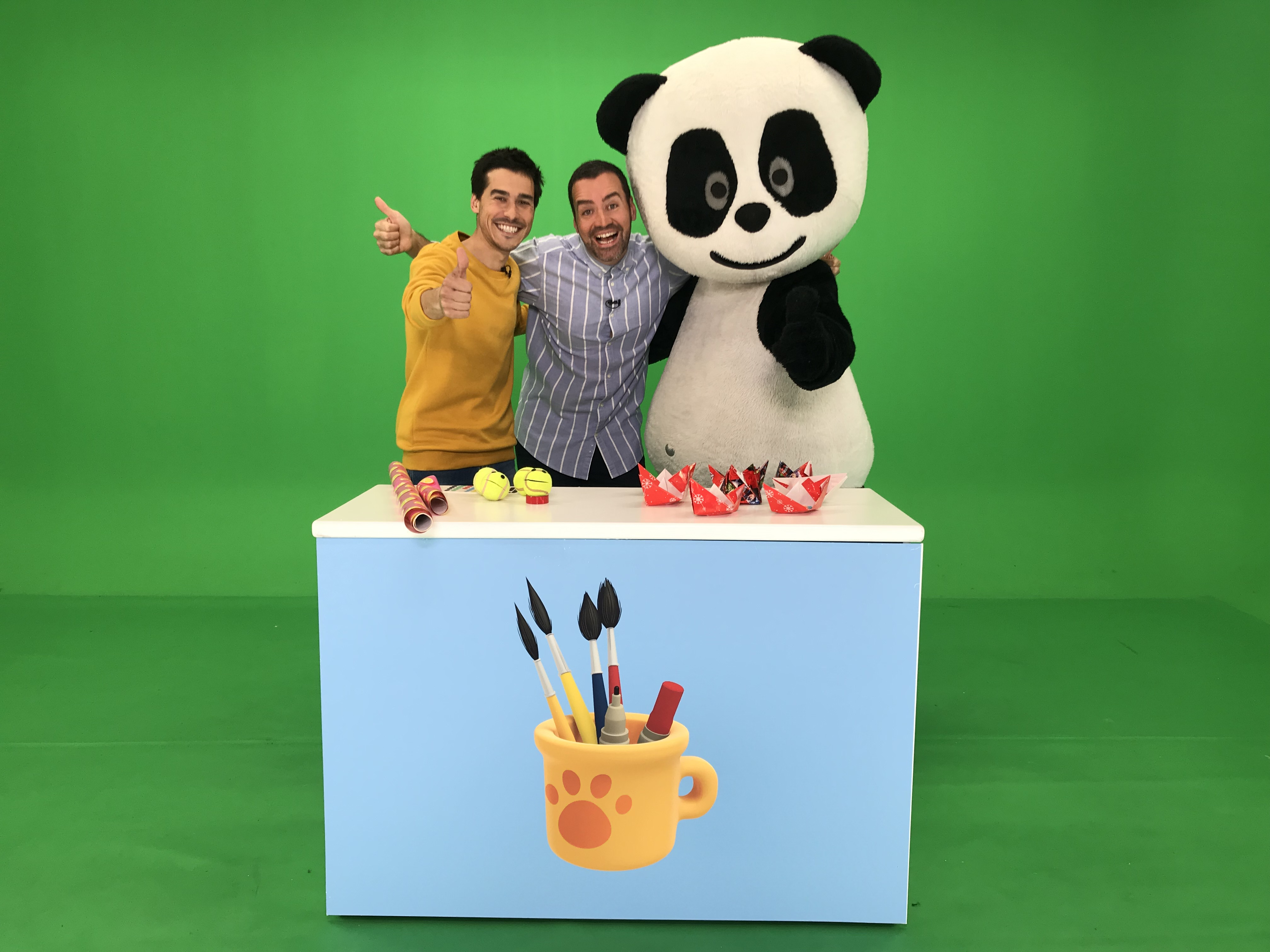 Nuno Matos Cabral at Panda Channel