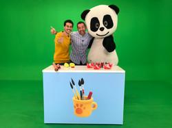 Nuno Matos Cabral at Panda Channel
