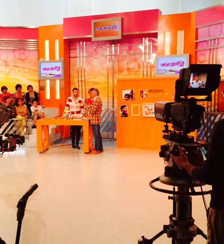 Nuno Matos Cabral na TVI