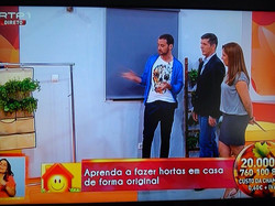 Nuno Matos Cabral na RTP 1