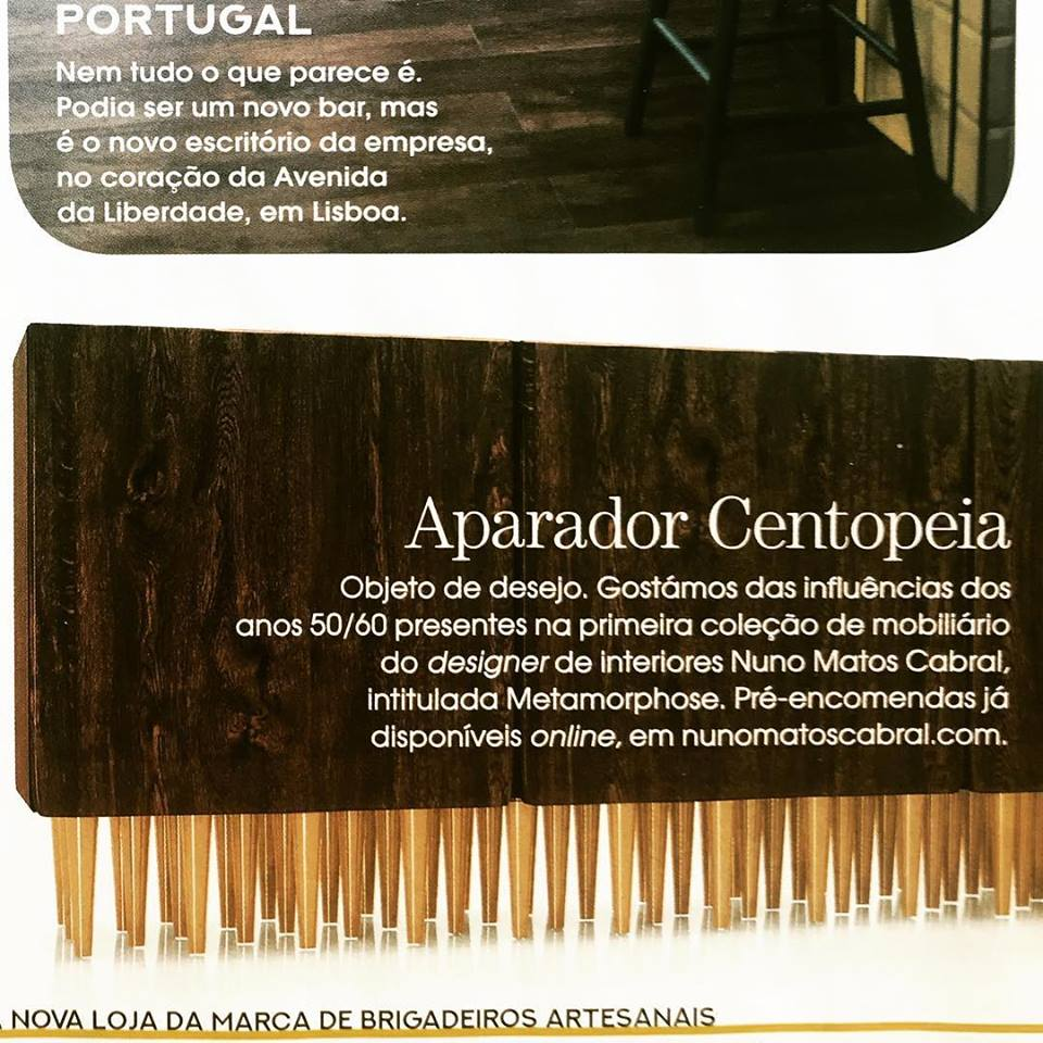Centopeia by Nuno Matos Cabral Design St