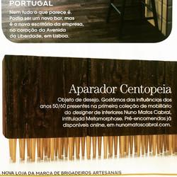 Centopeia by Nuno Matos Cabral Design St