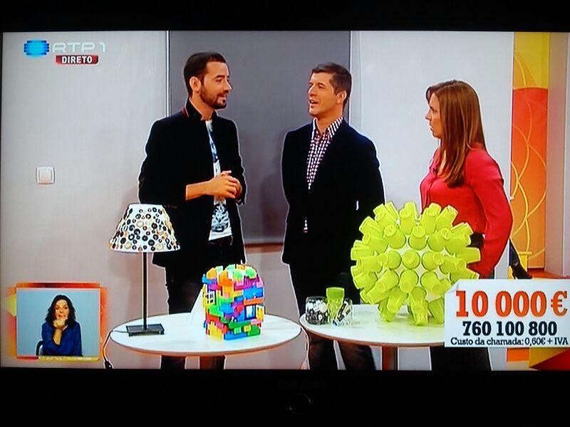 Nuno Matos Cabral na RTP1