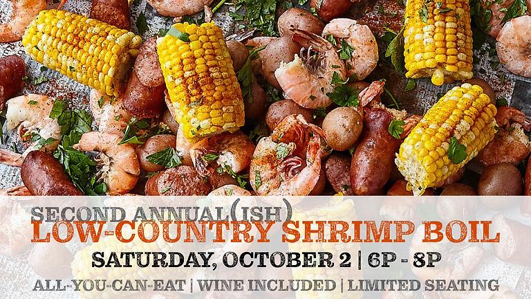 Low-Country Shrimp Boil