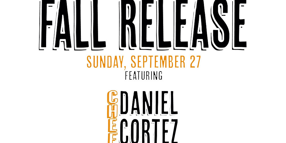 Fall Release Gig (1p Seating)