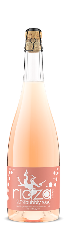 '19 bubbly rosé