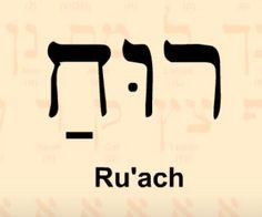 Ruachology Part 2