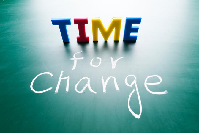Times of Change