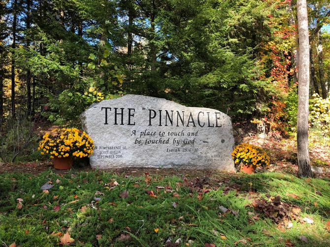 Pinnacle Prayer