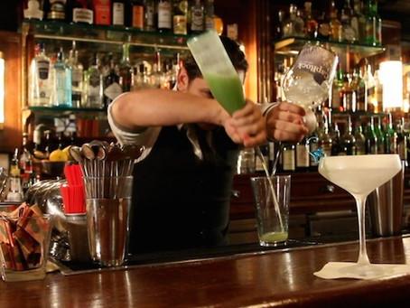 Symbols: Bartender