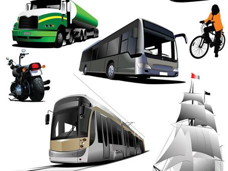 Symbols: Vehicles