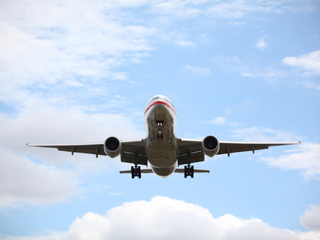 Symbols:  Airplane